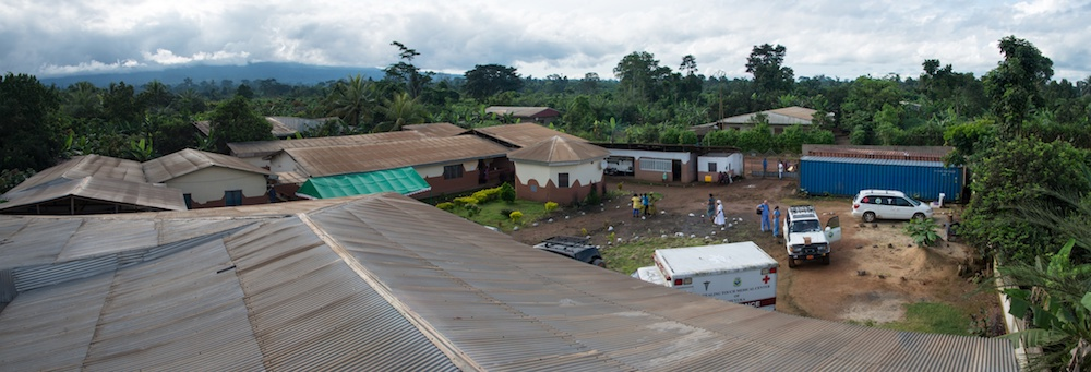 Chapter19 John N. Atabong Healing Touch Hospital, Muyuka, Cameroon