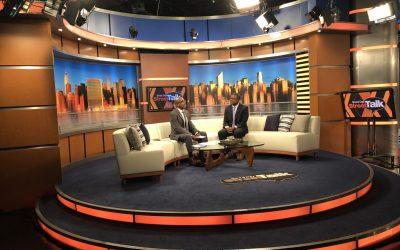 Interview with Antwan Lewis FOX News 5 New York, New York