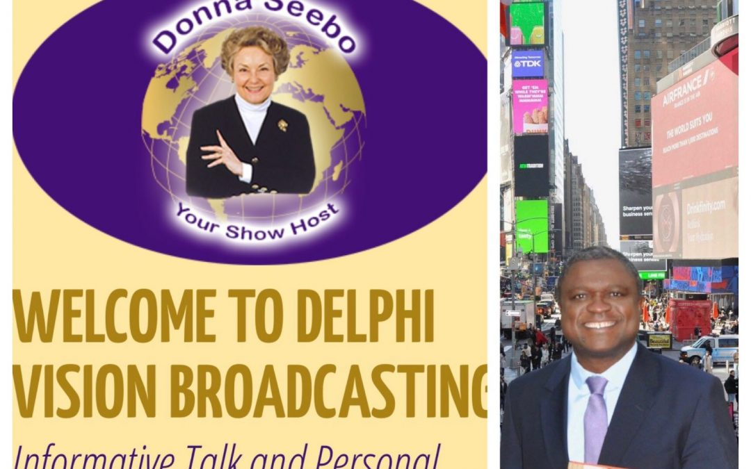 Warriors for Peace with Sixtus Atabong on The Donna Seebo Show.  Click here to listen