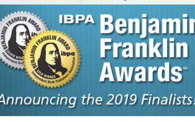 My Father's Gift has been named a finalist in the IBPA Benjamin Franklin Awards.